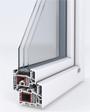 Kunststoff-Fenster-Line IsoStar