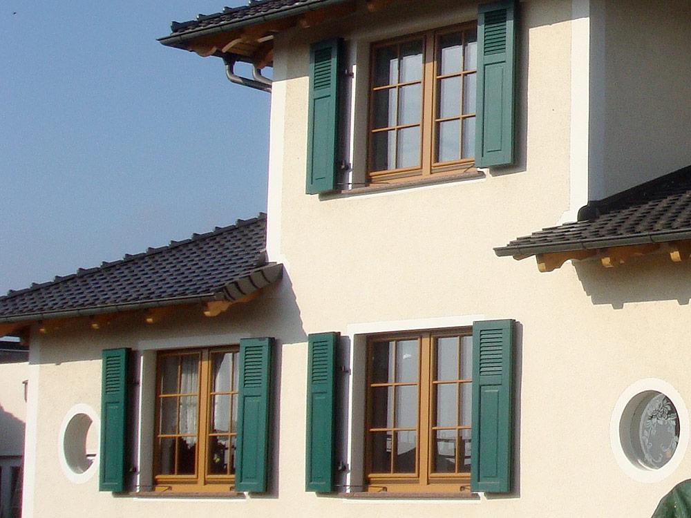 Fenster und Fensterläden | Fenster Schilling